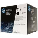 Картридж HP Q6511XD №11X Black, (2 шт/уп)