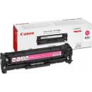 Canon Cartridge 718M пурпурный картридж