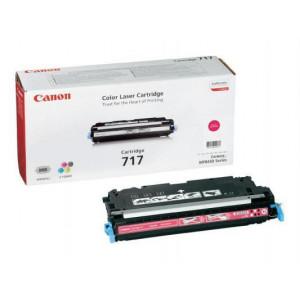 Картридж Canon Cartridge 717М Magenta