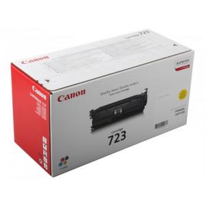 Картридж Canon Cartridge 723 Y Yellow