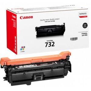 Картридж Canon Cartridge 732Bk Black