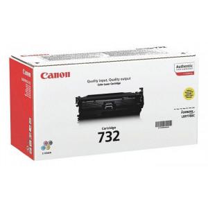 Картридж Canon Cartridge 732Y Yellow