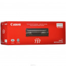 Картридж Canon Cartridge 737 Black