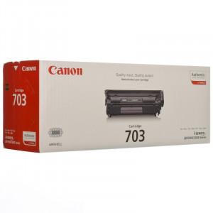 Картридж Canon Cartridge 703 Black