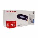 Картридж Canon Cartridge 706 Black