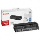 Картридж Canon Cartridge 715 Н Black, увеличенный