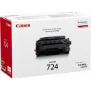 Картридж Canon Cartridge 724 Н Black, увеличенный
