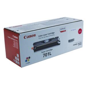 Картридж Canon Cartridge 701LМ Magenta