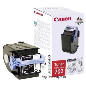 Картридж Canon Cartridge 702 BK Black