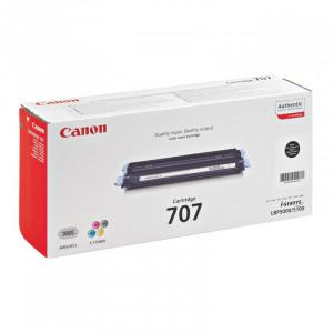 Картридж Canon Cartridge 707Bk Black