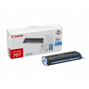Картридж Canon Cartridge 707C Cyan