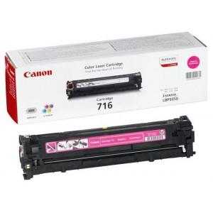Картридж Canon Cartridge 716M Magenta