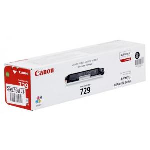 Картридж Canon Cartridge 729Bk Black