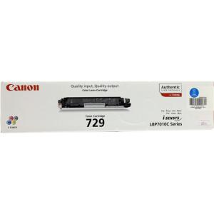 Картридж Canon Cartridge 729C Cyan