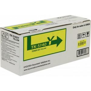Картридж Kyocera TK-5140Y Yellow