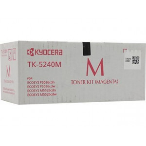 Картридж Kyocera TK-5240M Magenta