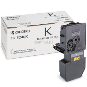 Картридж Kyocera TK-5240K Black