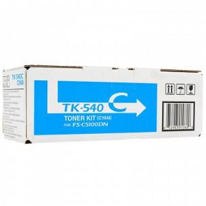 Картридж Kyocera TK-540C Cyan