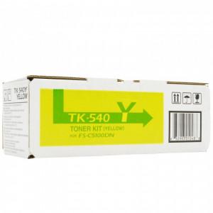 Картридж Kyocera TK-540Y Yellow