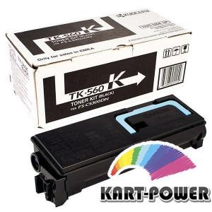 Картридж Kyocera TK-560K Black