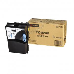 Картридж Kyocera TK-820K Black