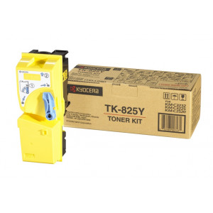 Картридж Kyocera TK-825Y Yellow