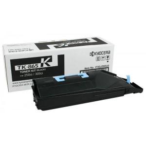 Картридж Kyocera TK-865K Black