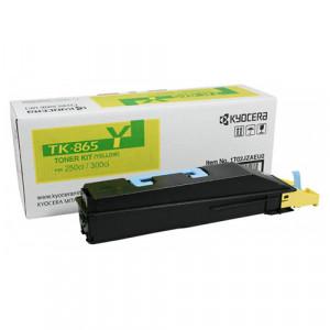 Картридж Kyocera TK-865Y Yellow