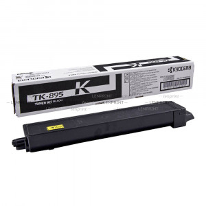 Картридж Kyocera TK-895K Black