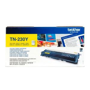 Картридж Brother TN-230Y Yellow
