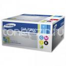 Картридж мульти-упаковка Samsung CLP-P300C, (4 цвета )