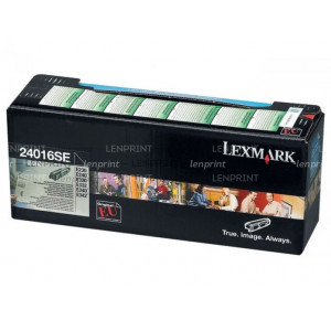 Картридж Lexmark 24016SE Black