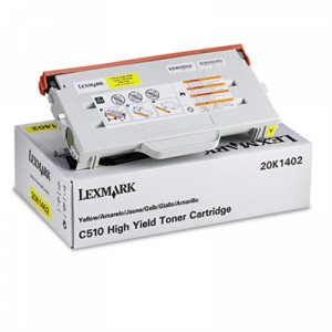 Картридж Lexmark 20K1402 Yellow