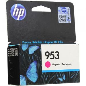 Картридж HP F6U13AE №953 Magenta