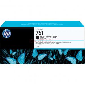 Картридж HP CM997A №761 Matte Black