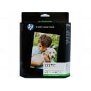 Набор 6 Картриджей + бумага HP Q7967HE мультипак
