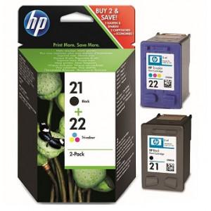 Картридж HP SD367AE №21 Black