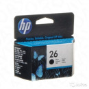 Картридж HP 51626A №26 Black