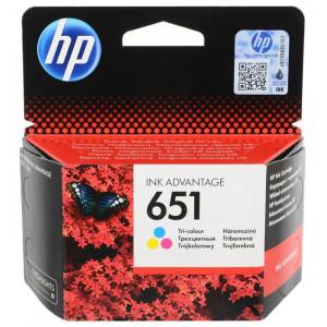 Картридж HP C2P11AE №651 цветной