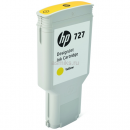 Картридж HP F9J78A №727 Yellow