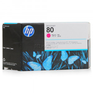 Картридж HP C4847A №80 Magenta