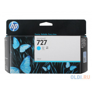 Картридж HP B3P20A №727 Magenta
