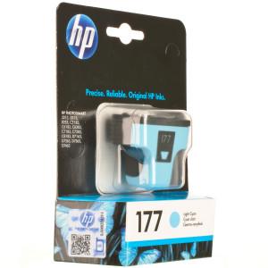 Картридж HP C8774HE №177 Cyan