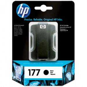 Картридж HP C8721HE №177 Black