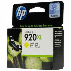 Картридж HP CD974AE №920XL Yellow
