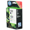HP CR340HE №122 Black