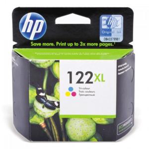 Картридж увеличенный HP CH564HE №122XL цветной