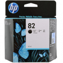 Картридж HP CH565A №82 Black