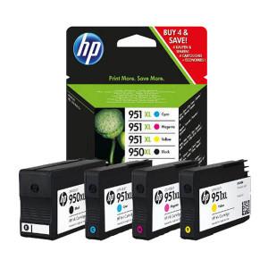 HP C2P43AE №950XL/951XL Black