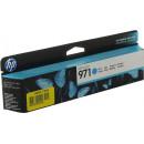 Картридж HP CN622AE №971 Cyan